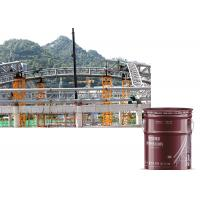 Buy cheap Non Halogen Intumescent Coatings For Fire Protection Of Steelwork Structural Steel 26mm product