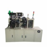 Buy cheap Cilindrical Cell / Automatic crimping machine product