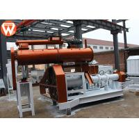 Buy cheap High Capacity Floating Fish Feed Plant 1.8T/H With 0.4-0.8MPa Steam Boiler product