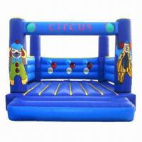 Buy cheap Inflatable Bouncer, Various Sizes are Available product