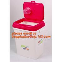 Buy cheap PP Medical Sharp Containers 5L Waste Container, Medical Sharps Square Sterile Container, Plastic medical disposal bin bo product