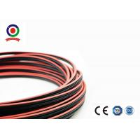 Buy cheap TUV Certified Twin Core Solar Cable , 1.8KV DC 2.5 mm Two Core Cable 100m Per Roll product