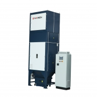 Buy cheap Auto Cleaning 144m2 Filtering 11kW Welding Fume Extractor product