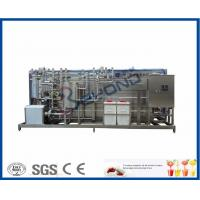 Buy cheap Hot Filling Sterilizer Milk Pasteurization Equipment Automatic / Semi Auto from wholesalers