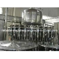 Buy cheap Aseptic 250-200ml Juice Bottle Drink Filling Machine CGFR18-18-6 product