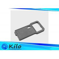 Buy cheap 0.02-0.1mm Tolerance Sheet Metal Prototyping Stamping Custom Fabrication from wholesalers