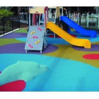 Buy cheap Kindergarten Epdm Rubber Flooring , Non Slip Thick Rubber Flooring Material product