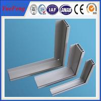 Buy cheap anodized aluminum profile for solar aluminum extrusion, US aluminium profile for solar product