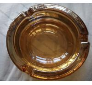 Buy cheap Glass Shisha Rainbow Decorative Coatings, Glassware PVD Vacuum Coating, Glass Ashtray Rainbow colors product