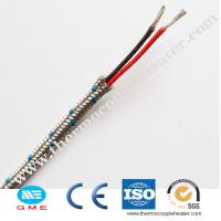 Buy cheap Thermocouple K J Heating Cable For High Temperature Compensation Cable product