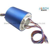 Buy cheap Continuous rotation Thermocouple Slip Ring for routing hydraulic or pneumatic from wholesalers