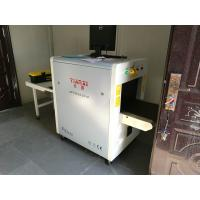 Buy cheap Checking Luggage Machine 140kv Generator High Resolution X-ray Cargo Scanner from wholesalers