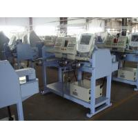 China High Speed Double Heads Cap Embroidery Machine on sale