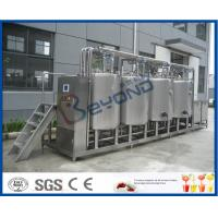 Buy cheap SUS316 SUS304 Cleaning In Place Cip System For Full Auto Cleaning Program product