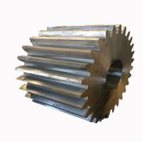 Buy cheap safety large spur big bevel gear made in china, Transmission Gearbox use gear product