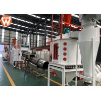 Buy cheap Wet Type 3-4T/H Sinking And Floating Fish Food Processing Equipment product