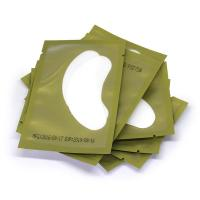 Buy cheap good quality 50pairs/pack Eyelash Under Eye Pads Lash Eyelash Extension Paper Patches product