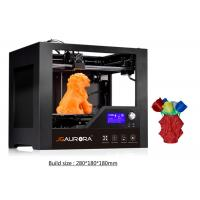 Buy cheap ABS Filament 1.75mm High Accuracy 3D Printer For Schools SD Card product