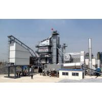 Buy cheap 120T Ready Silo Wearable Liner Asphalt All Mix Asphalt Plant With Nomex Bag Collector product
