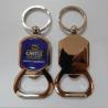 Buy cheap Epoxy dome designer metal bottle opener, zinc alloy die casting bottle opener epoxy dome, product