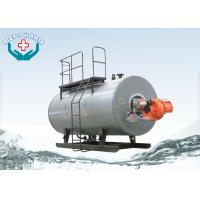 Buy cheap Oil / Hot Water Industrial Steam Boiler Freezing Cold Winter Night Safe Operation from wholesalers