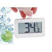 Buy cheap Digital Refrigerator Freezer Thermometer ABS Plastic Material Large Display product