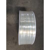 Buy cheap PU and PVC guide A for Guiding on the conveyor belts Transparent, hardness 70A from wholesalers
