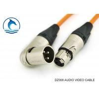 Buy cheap Long Audio Video Cable Canare L-2T2S Male To Female Gender PVC Jacket from wholesalers