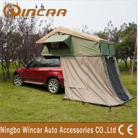 Buy cheap Aluminum Pole Tent and Awning , Net 4WD Camping Car Camper Trailer product