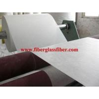 Buy cheap Fiberglass Pipe Wrapping Tissue Mat product