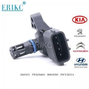 Buy cheap ERIKC 2045431 80018383 Auto MAP plastic Manifold Absolute Pressure Sensor 5WK96841 product