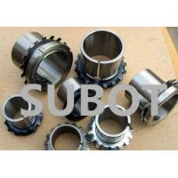 Buy cheap Customized Adapter Sleeve Bearing Parts H210 H211 H212 H213 With Stailess Steel product