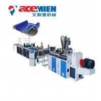 Buy cheap PVC Corrugated Sheet Making Machine , Roofing Tile Making Machine 200 Kw product
