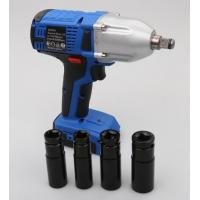China 20V 650N.M Electric Impact Wrench Big Torque Automotive Tire Tools ISO10664 on sale