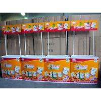 Buy cheap Promotional Portable Trade Show Counter For Outside / Indoor Advertising product