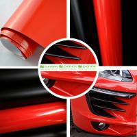 Buy cheap Glossy Car Wrapping Vinyl Films--Glossy Red product