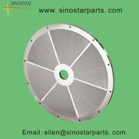 Buy cheap stainless steel drilled screen plate for paper making product