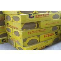 Buy cheap 30mm Flame Resistant Wool Rock Insulation For Walls And Ceilings product