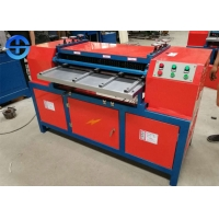 Buy cheap New Red 650kg Air Conditioner Radiator Recycling Machine Radiator Copper from wholesalers