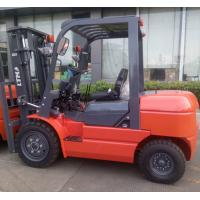 Buy cheap Automatic Transmission Diesel Forklift Truck With Optional Isuzu Engine product