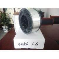 Buy cheap 1.0mm 1.2mm Er5356 Aluminum Welding Wire Chemistry Composition GB / T3190-1998 product
