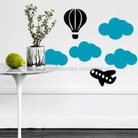 Buy cheap Wall Decal for Children Room Decoration, Removable and Non-toxic, Measures 30 x 60cm product