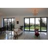 Buy cheap Villa Aluminum Framed Safety Glass Sliding Barn Door For Living Room product