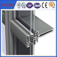 Buy cheap Hot! aluminium wood grain profile, aluminum construction profile, aluminum wall profiles product