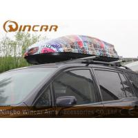 Buy cheap ABS Car Roof Cargo Box Auto Cargo Carrier , 450L Car Roof luggage Box product