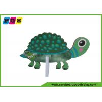 Buy cheap POS Corrugated Standee Display CMYK Color With Animal Printing AD005 from wholesalers