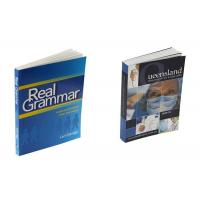 Buy cheap Perfect Bound Traditional Paper Book Printing Coated Gloss Cover Material from wholesalers