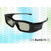 Buy cheap 144Hz 0.7Ma High Transmittance DLP Link Active Shutter 3D Glasses In CES 2012 product