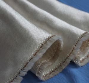 Buy cheap High silica fiberglass fabric product