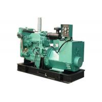 Buy cheap Priming Power 85kva Cummins Open Diesel Generator With Stamford Generator product